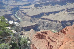 Grand Canyon Landscape Stock Photos
