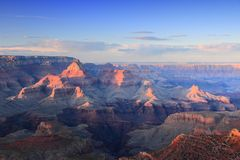 Grand Canyon Landscape Stock Photo