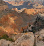 Grand Canyon Landscape Royalty Free Stock Photos