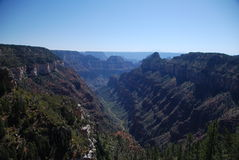 Grand Canyon landscape Stock Image