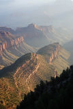 Grand Canyon Landscape. Mountainous Landscape in Grand Canyon National Park, Arizona Royalty Free Stock Image