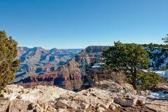 Grand Canyon landscape Royalty Free Stock Image