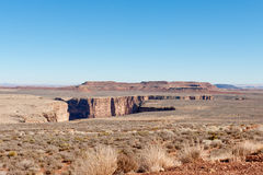 Grand Canyon landscape Royalty Free Stock Photography