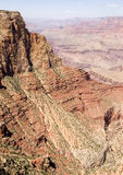 Grand Canyon landscape Royalty Free Stock Photo