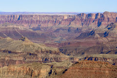 Grand Canyon landscape Royalty Free Stock Images