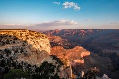 Grand Canyon landscape. Arizona, USA Royalty Free Stock Photos