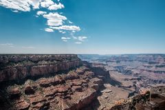 Grand Canyon landscape. Arizona, USA Royalty Free Stock Images