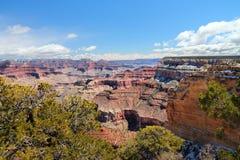 Grand Canyon landscape. Grand Canyon National Park in Arizona, United States. Yavapai Point overlook royalty free stock photos