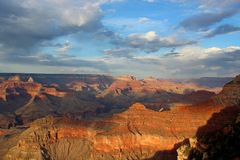 Grand Canyon, Landscape, Park Royalty Free Stock Photos