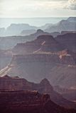 Grand Canyon landscape view Royalty Free Stock Photography