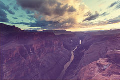 Grand Canyon. Landscapes Stock Images