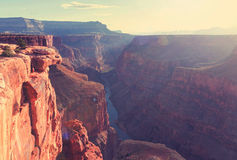 Grand Canyon. Landscapes stock image