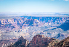 Grand Canyon Landscapes. Amazing scenes of the Grand Canyon, in the USA Stock Photo