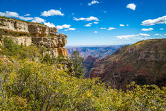 Grand Canyon Landscapes. Amazing scenes of the Grand Canyon, in the USA Stock Photos