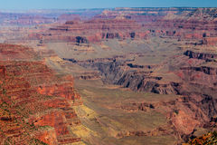 Grand Canyon Landschaft lizenzfreie stockfotografie