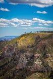 Grand Canyon -Landschappen Royalty-vrije Stock Foto