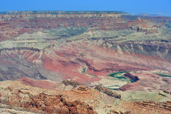 Grand Canyon from the Lipan Point Stock Image