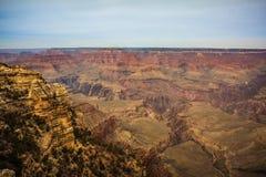Grand Canyon majestueux, Arizona, Etats-Unis Image stock