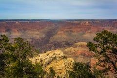 Grand Canyon majestueux, Arizona, Etats-Unis Photo libre de droits