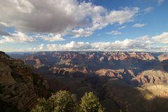 Grand Canyon Marther Point Royalty Free Stock Photos