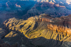 Grand Canyon at Mathers point Stock Photography