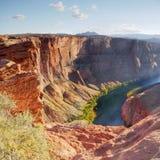 Grand Canyon -Meer Powell stock afbeeldingen