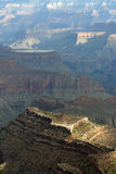 Grand Canyon Mesa Top. Geological formation in Grand Canyon National Park Stock Images