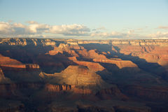 Grand Canyon Mohave Point Royalty Free Stock Image