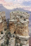 Grand Canyon. From Moran Point Stock Images