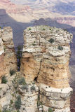 Grand Canyon. From Moran Point Royalty Free Stock Photos