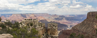 Grand Canyon. From Moran Point Stock Photography