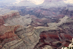 Grand Canyon. From Moran Point Royalty Free Stock Photo