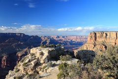 Grand Canyon - Moran Point Royalty Free Stock Photography