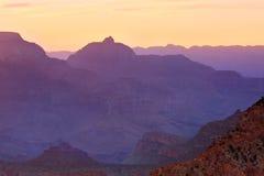 Grand Canyon Morning Royalty Free Stock Photos