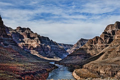 Grand Canyon Mountains Stock Photography