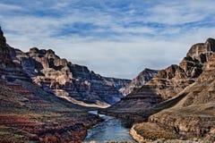 Grand Canyon Mountains Stock Photography