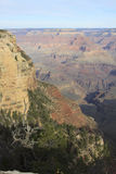 Grand Canyon National Park. The amazing scenery of the grand canyon national park Stock Image