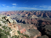 Grand Canyon National park in Arizona Royalty Free Stock Photos