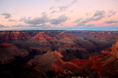 Grand Canyon National Park. Arizona, 2014 Fall Stock Photography