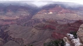 Grand Canyon National Park stock video footage