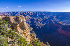 The Grand Canyon National Park Royalty Free Stock Image