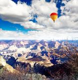 Grand Canyon National Park in Arizona Royalty Free Stock Photo