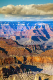 Grand Canyon National Park. In the Grand Canyon National Park Arizona USA Stock Photo