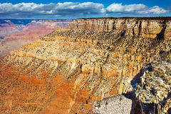 Grand Canyon National Park. In the Grand Canyon National Park Arizona USA Stock Photography