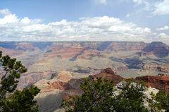 Grand Canyon National Park I Royalty Free Stock Photos