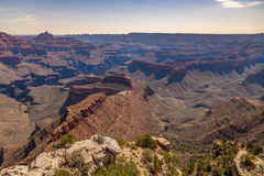 Grand Canyon National Park Landscape Royalty Free Stock Photo