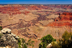 Grand canyon national park landscape view Stock Image