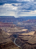 Grand Canyon National Park panorama Stock Images