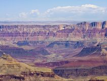 Grand Canyon National Park South Rim Royalty Free Stock Images