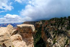 Grand Canyon National Park VII Stock Photos